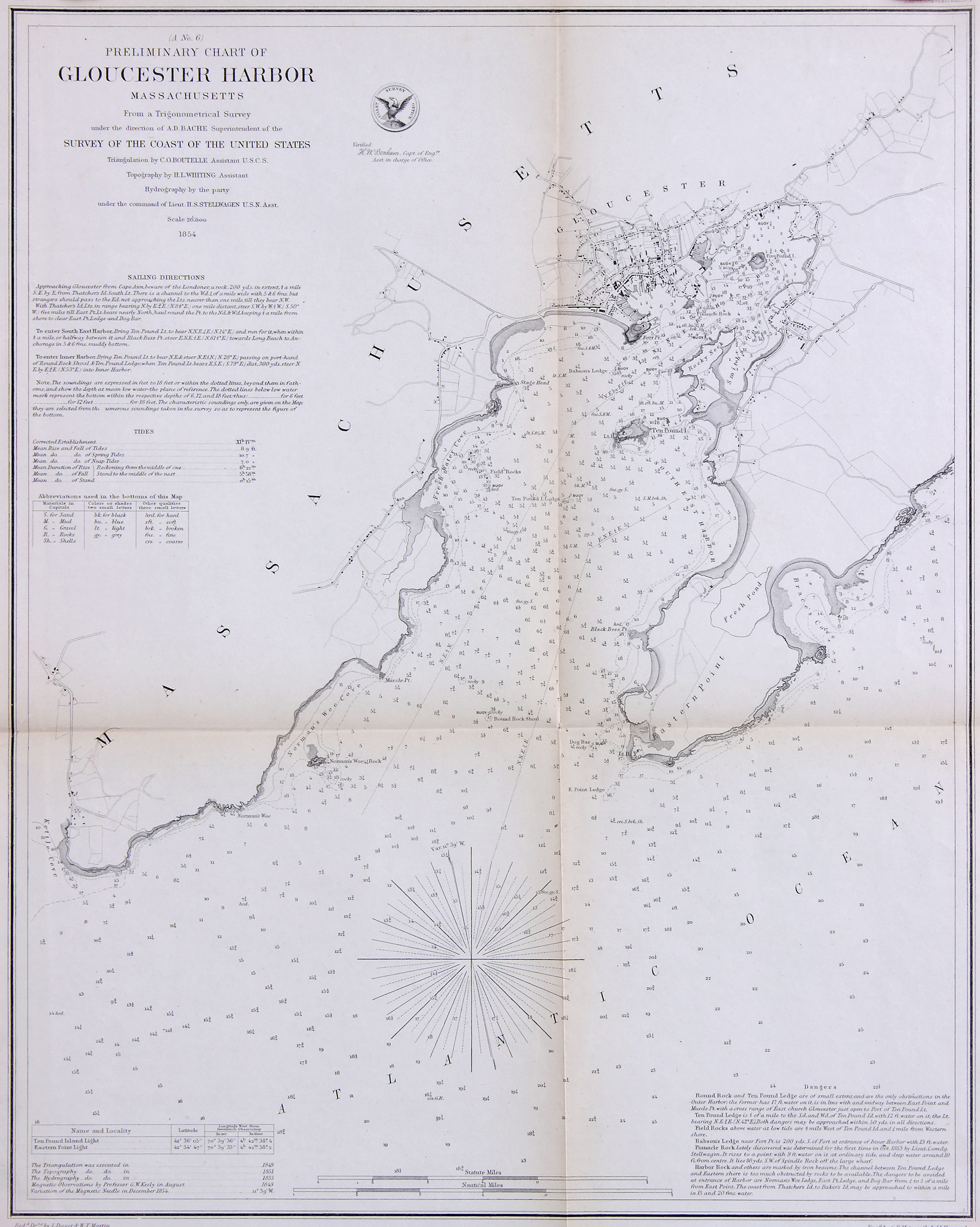 Fitz henry lane brig cadet in gloucester harbor late 1840s map nvjuhfo Choice Image